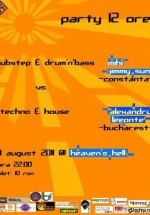 Party 12 ore în Club Heaven's Hell din Constanţa