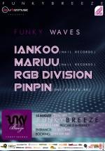 Funky waves în Funky Breeze Herăstrău din Bucureşti