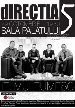 42506 245x350 Concert Direcţia 5 la Sala Palatului Bucureşti