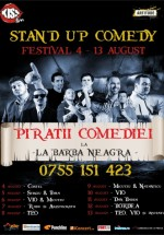 Festival de Stand Up Comedy în Vama Veche