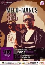 Melo-Manos în Funky Breeze Herăstrău din Bucureşti