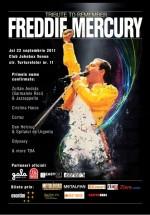 Tribute to Remember: Freddie Mercury în Jukebox Venue din Bucureşti
