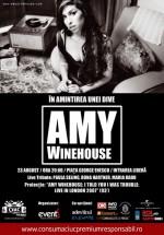În amintirea unei dive – tribut Amy Winehouse în Bucureşti