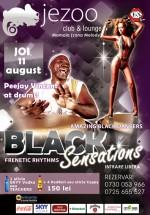 Black Sensations în Jezoo Club & Lounge din Mamaia