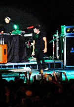 POZE: Deftones în concert la Bucureşti