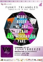 Funky Triangles în Funky Breeze Herăstrău din Bucureşti