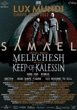 Concert Samael la Euphoria Music Hall din Cluj-Napoca