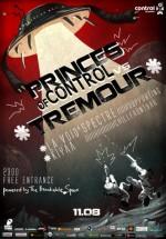 Princes of Control vs Tremour în Club Control din Bucureşti