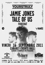 Jamie Jones şi Tale of Us în Cabaret Events Hall din Bucureşti