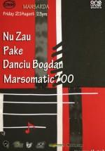 Nu Zău şi Pake la Mansardă în Bucureşti