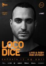 Loco Dice în Studio Martin din Bucureşti