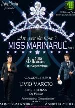 Miss Marinarul 2011 în Club Marinarul din Bacău