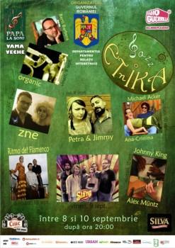 Festivalul Jazz EtnIKA la Papa la Şoni în Vama Veche