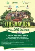Concert Viţa de Vie şi Keo în Cluj-Napoca