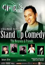 Stand-up comedy şi karaoke în True Club din Bucureşti