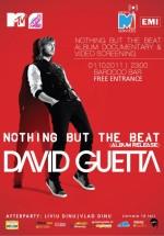 Lansare album David Guetta în Barocco Bar din Bucureşti – ANULAT