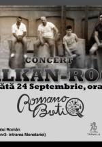 Concert Romano ButiQ în Clubul Ţăranului Român Bucureşti
