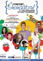 """Concert umanitar """"Învingătorul"""" la Arenele Romane din Bucureşti"""