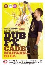 Dub FX în Club Midi din Cluj-Napoca