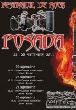 Festivalul Posada 2011 la Câmpulung Muscel