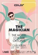 The Magician în Berlin Club din Bucureşti
