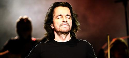 RECENZIE: Yanni a adus magia muzicii la Zone Arena din Bucureşti