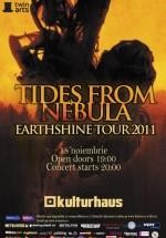 Concerte Tides From Nebula la Bucureşti şi Cluj-Napoca