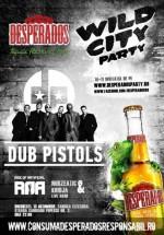 Concert Dub Pistols la Fabrica Electrica din Bucureşti