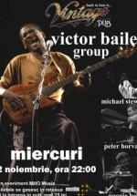 Concert Victor Bailey la Vintage Pub din Sibiu