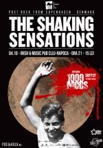 Concert The Shaking Sensations în Irish & Music Pub din Cluj-Napoca