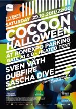 Sven Väth – Cocoon Halloween la Romexpo din Bucureşti
