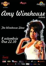 The Winehouse Show în Hard Rock Cafe din Bucureşti