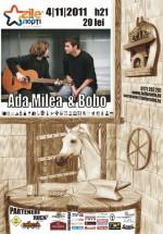 Concert Ada Milea & Bobo La Fierărie din Suceava