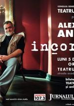 Concert Alexandru Andrieş la Teatrul Excelsior din Bucureşti