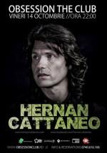 Hernan Cattaneo în Club Obsession din Cluj-Napoca