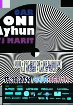 Oni Ayhun în Berlin Club din Bucureşti