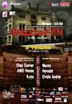"""""""Halloween or Not… we party"""" în Club The Laboratory din Bucureşti"""