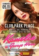 Concert Kamelia şi George Hora în Club Park Place din Buneşti