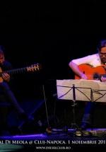 RECENZIE: Primul concert Al di Meola în inima Ardealului (FOTO)