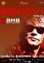 Concert B.M.B. (Bon Jovi Tribute) în Hard Rock Cafe din Bucureşti