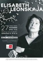 Concert Elisabeth Leonskaja la Ateneul Român