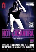 Hot Casandra în Londophone din Bucureşti