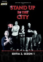 Turneu Stand up in the city 2011 – Sezonul 1 – Ediţia 3