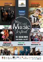 Sibiu Word Music Festival 2011 la Sibiu