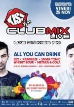 Club Mix Live în Zebra Club din Bacău