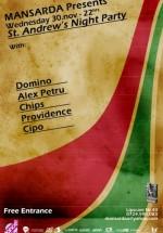 Domino, Alex Petru şi Providence la Mansardă din Bucureşti