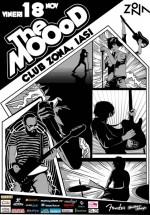 Concert The MOOod în Club Zona din Iaşi