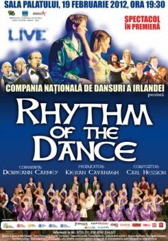 Rhythm of the Dance 2012 în România