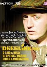 Deekline în Club Expirat/OtherSide din Bucureşti