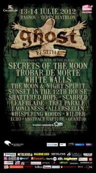 Ghost Festival 2012 la Râşnov